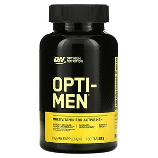 Optimum Nutrition, Opti-Men 男性複合維生素,150 片