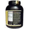 Optimum Nutrition, Золотой стандарт, 100% сыворотка, Натуральный продукт, Ванильный вкус, 4,8 фунтов (2,18 кг)