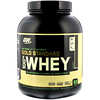 Optimum Nutrition, Gold Standard 100% Whey, Naturally Flavored, Chocolate, 4.8 lbs (2.18 kg)