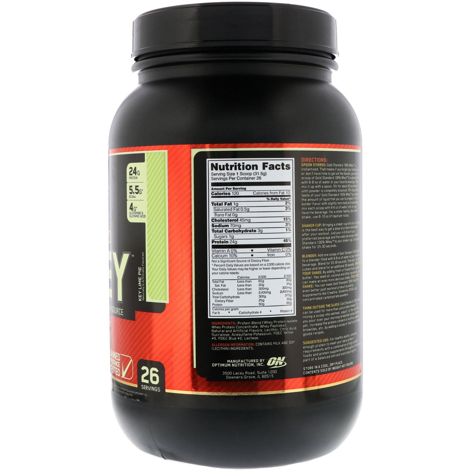 5e89ee70a By Optimum Nutrition. Click to zoom