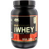 Optimum Nutrition, Gold Standard, 100 % Whey, со вкусом соленой карамели, 819 г (1,81 фунта)
