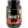 Optimum Nutrition, 100% натуральный вкус Whey Gold Standard, соленая карамель, 819 г