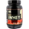 Optimum Nutrition, Gold Standard, 100% Whey, Cake Donut, 2 lbs (907 g)
