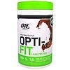 Optimum Nutrition, Opti-Fit Lean Protein Shake, Chocolate, 1.83 lb (832 g) (Discontinued Item)