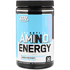 Optimum Nutrition, Essential Amino Energy, Cotton Candy, 9.5 oz (270 g)