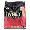 Optimum Nutrition, ゴールド スタンダード、100%ホエイ、バニラ アイスクリーム、7.79 lb (3.53 kg)