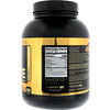 Optimum Nutrition, Gold Standard 全分離乳清蛋白,濃郁香草,2.91 磅(1.32 千克)