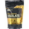 Optimum Nutrition, Gold Standard 100% Isolate, Chocolate Bliss, 13.12 oz (372 g)