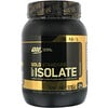 Optimum Nutrition, Gold Standard, 100% Isolate, Chocolate Bliss, 1.64 lb (744 g)