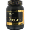 Optimum Nutrition, Gold Standard 100% Isolate, Chocolate Bliss, 1.64 lb (744 g)
