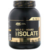 Optimum Nutrition, Gold Standard, 100% Isolate, Slow Churned Caramel Ice Cream, 2.91 lb (1.32 kg)