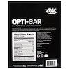 Optimum Nutrition, Opti-Barハイプロテインバー、シナモンピーカン、12バー、各2.1 oz (60 g)  (Discontinued Item)