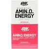 Optimum Nutrition, 必須アミノエネルギー、スイカ、スティックパック6個、各 0.31 oz (9 g)