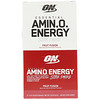 Optimum Nutrition, Essential Amin.O. Energy, Fruit Fusion, 6 Stick Packs, je 0,31 oz (9 g)