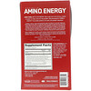 Optimum Nutrition, Essential Amin.O. Energy, Fruit Fusion, 6 Stick Packs, .31 oz (9 g) Each