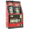 Optimum Nutrition, Gold Standard 100% Whey, Extreme Milk Chocolate, 6 Packs, 1.12 oz (32 g) Each