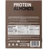 Optimum Nutrition, Protein Almonds, Chocolate Espresso, 12 Packets, 1.5 oz (43 g) Each