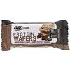 Optimum Nutrition, Protein Wafers, Mocha Creme, 9 Packs, 1.48 oz (42 g) Each