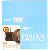 Optimum Nutrition, 蛋白質蛋糕零食,巧克力生日蛋糕,9 根,每根 2.29 盎司(65 克)