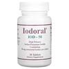 Optimox, Iodoral, IOD-50, 50 mg, 30 Tablets