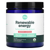Ora, Renewable Energy, Organic & Vegan Pre-Workout Powder, Raspberry Lemonade Flavor, 7.1 oz (200 g)