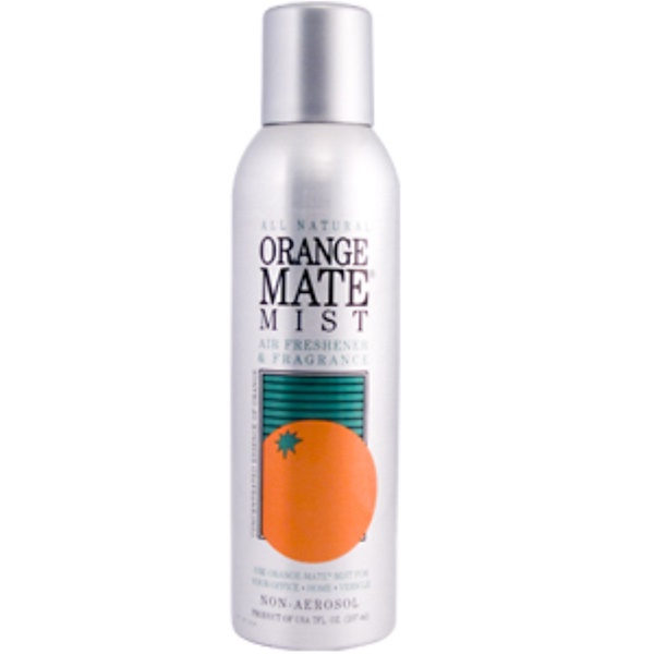 Orangemate Inc., Orange Mate Mist, 7 fl oz (207 ml) (Discontinued Item)