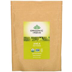 Organic India, 油柑子水果粉,16 盎司(454 克)
