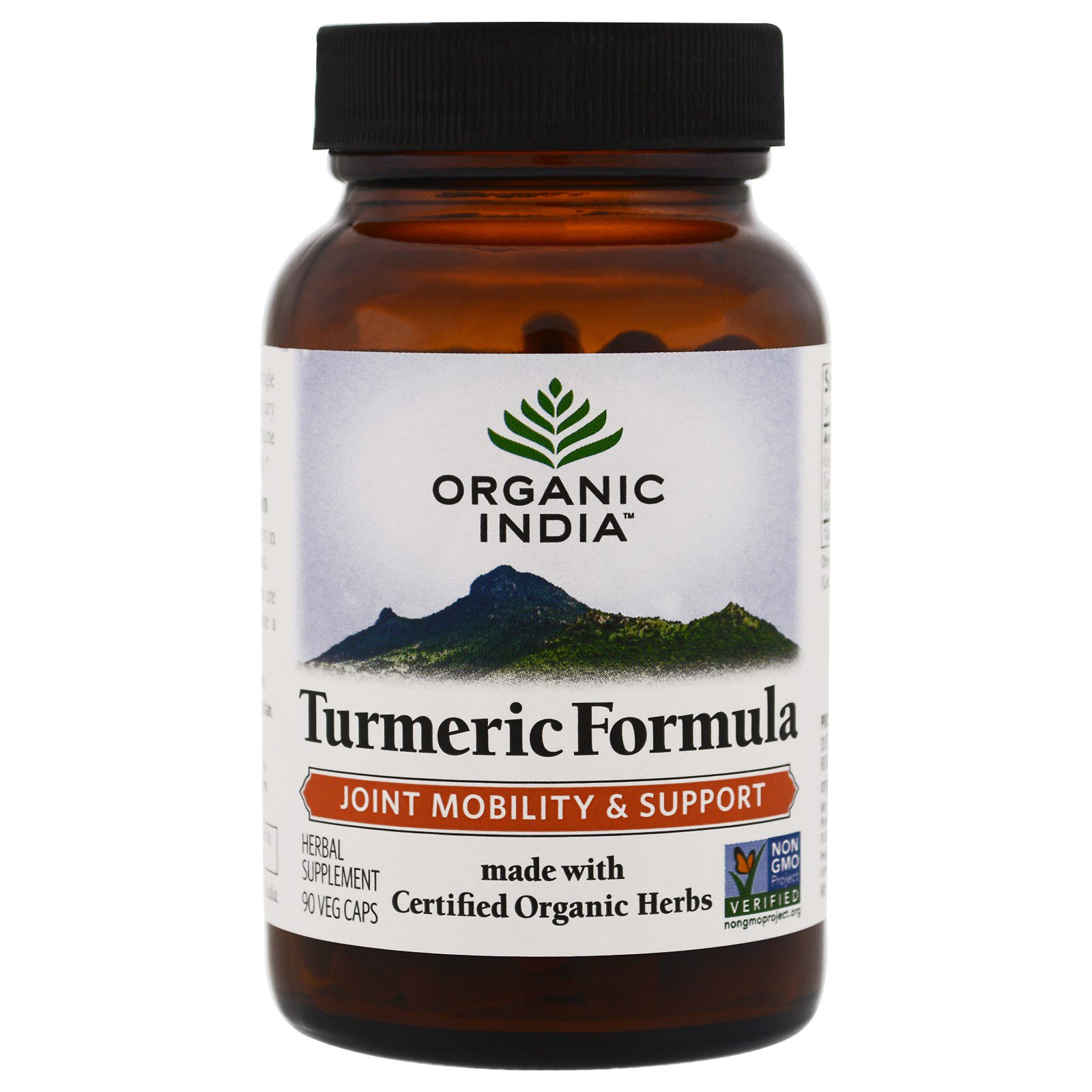 Organic india curcumin