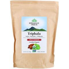 Organic India, 三果寶,果粉,16 盎司(454 克)