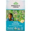 Organic India, Tulsi Tea, Cleanse, Caffeine-Free, 18 Infusion Bags, 1.02 oz (28.8 g)