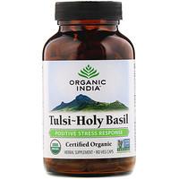 Organic India, Tulsi-Holy Basil, 180 Veg Caps