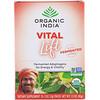 Organic India, Vital Lift, Fermented Adaptogens, 15 Packs, 0.1 oz (3 g) Each
