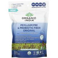 Organic India, Psyllium Pre & Probiotic Fiber, Original, 10 oz (283.5 g)
