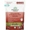 Organic India, Psyllium Pre & Probiotic Fiber, Orange, 10 oz (283.5 g)
