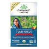 Organic India, Tulsi Focus, Pomegranate Orange, 18 Infusion Bags, 1.31 oz (37.26 g)