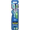 Oral-B, 3D White, Vivid Toothbrush, Soft, 2 Pack