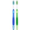 Oral-B, 3D White, Vivid Toothbrush, Medium, 2 Pack