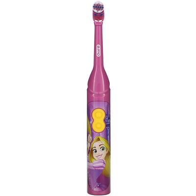Купить Oral-B Kids, Battery Toothbrush, Soft, Disney Princess, 1 Toothbrush