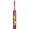 Oral-B, فرشاة أسنان تعمل بالبطارية للأطفال، ناعمة، بتصميم أميرة ديزني فرشاة أسنان واحدة