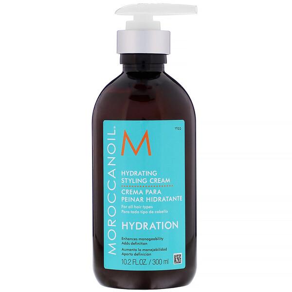 Hydrating Styling Cream, Hydration, 10.2 fl oz (300 ml)