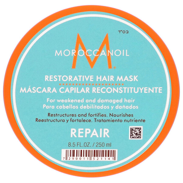 Restorative Hair Mask, 8.5 fl oz (250 ml)