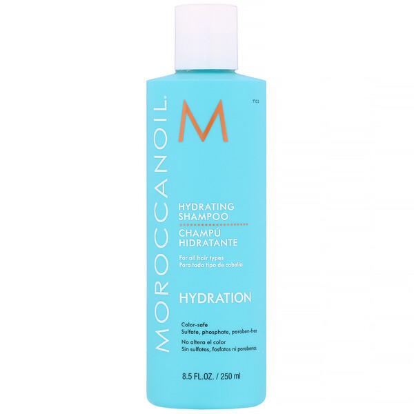Moroccanoil, Hydrating Shampoo, Hydration, 8.5 fl oz (250 ml) (Discontinued Item)