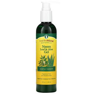 Organix South, TheraNeem Naturals, гель из листьев нима и алоэ, для нежного ухода, без запаха, 240мл (8жидк.унций)