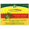 Organix South, TheraNeem Naturals, Neem Therapé, Cleansing Bar, Maximum Strength, 4 oz (113 g)