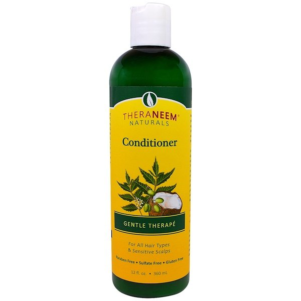 Organix South, Theraneem Naturals, Gentle Therapé, Conditioner, 12 fl oz (360 ml)