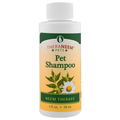 Organix South TheraNeem Pets, Neem Therapé, Pet Shampoo, 2 fl oz (59 ml)