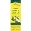 Organix South, TheraNeem Naturals, Neem Tooth & Gum Oil, Oral Care Therape, 0.5 fl oz (15 ml)