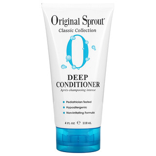 Original Sprout, Classic Collection, Deep Conditioner, For All Hair, 4 fl oz (118 ml)