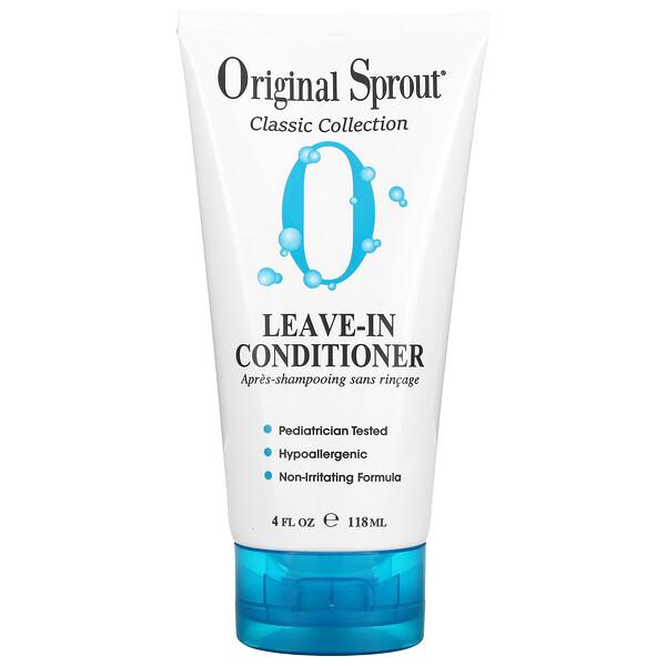 Classic Collection, Leave-In Conditioner, 4 fl oz (118 ml)