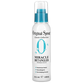 Original Sprout, Classic Collection, Miracle Detangler, 4 fl oz (118 ml)